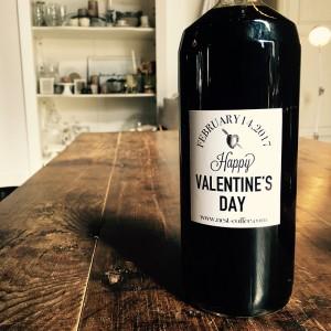 valentine-label
